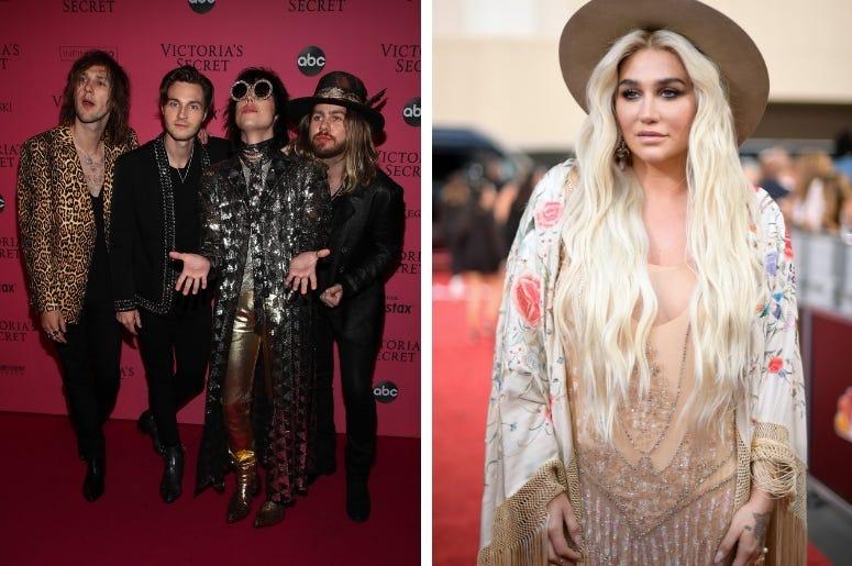 The Struts and Kesha