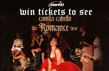 Win Camila Cabello tickets