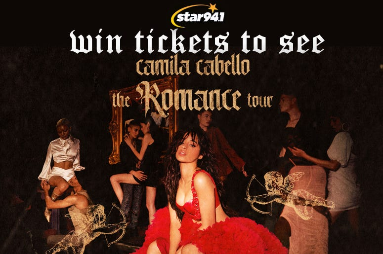 Win Camila Cabello tickets
