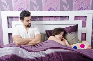 Group Therapy: My Spouse Wants Separate Beds