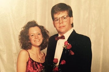 Jeff Dauler's Prom Pic
