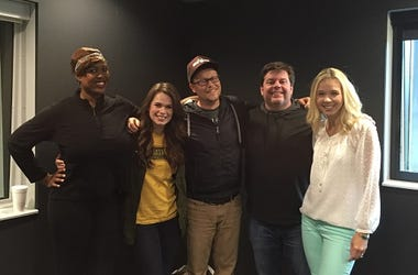 Jeff and Jenn with Mia Jackson and Jarrod Harris
