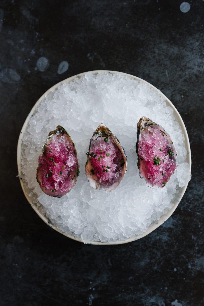 BeetleCat Oysters