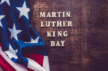 Everyday Heroes- Dr Martin Luther King Jr