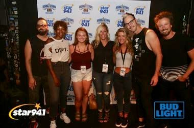 Fitz & The Tantrums Meet n Greet