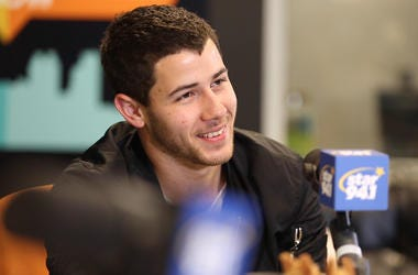 Nick Jonas on Star 94.1 Atlanta