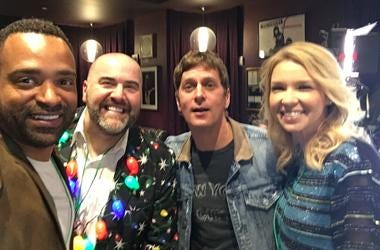 Deck The Hall Ball featuring Rob Thomas