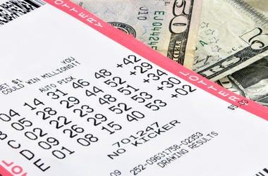 Lotto TIcket