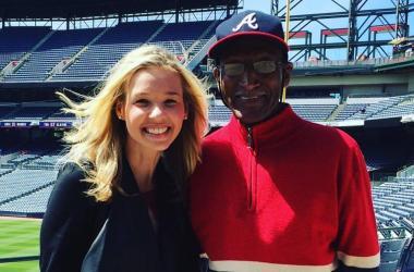 Jenn and Walter Banks