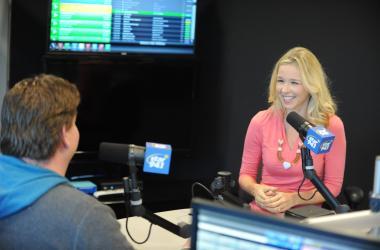 Jenn In Studio