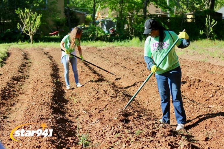 1Day1Thing Earth Day 2019 Metro Atlanta Urban Farm