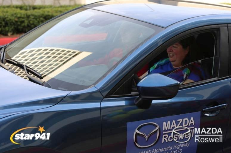 Mazda of Roswell Car Giveaway 2018