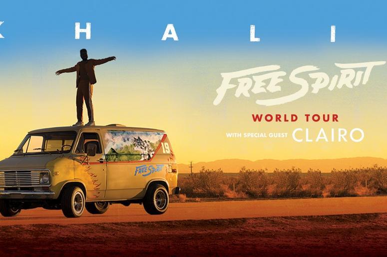 Khalid Free Spirit Tour
