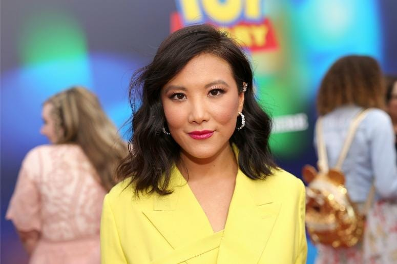 Ally Maki attends the world premiere of Disney and Pixar's TOY STORY 4