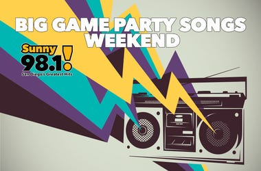 Big Game Party Songs