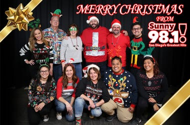 Christmas Sunny Staff