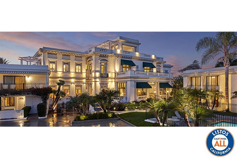 Glorietta Bay Inn courtesy of Listos California