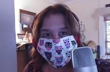 Kelly D Mask