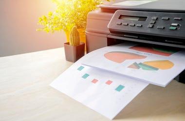 A Home Printer for computer