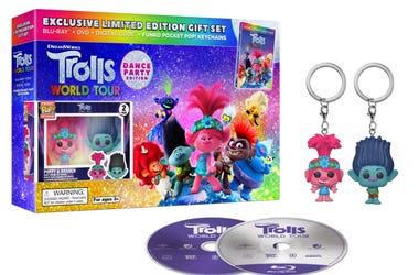 Trolls World Tour Gift Set