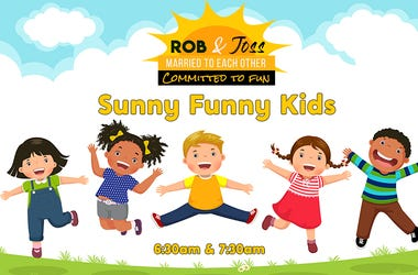 Mornings with Rob and Joss, Kids Question, Sunny 98.1