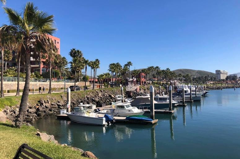 Another View of the Marina