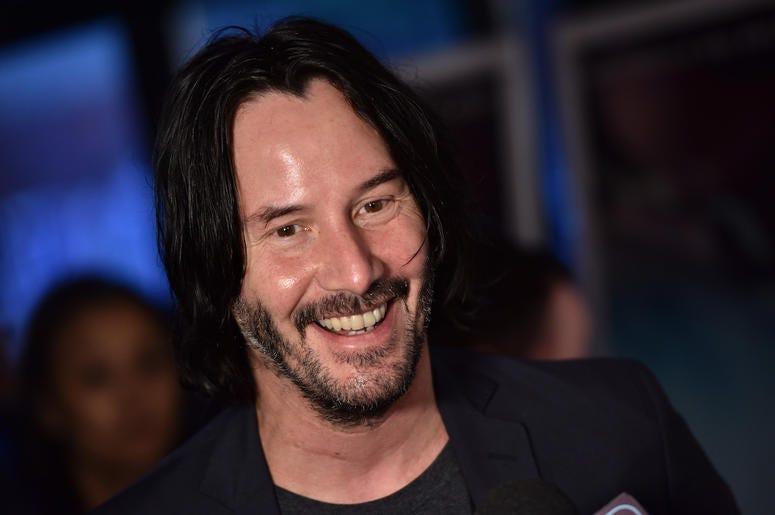 toy story 4 keanu reeves character