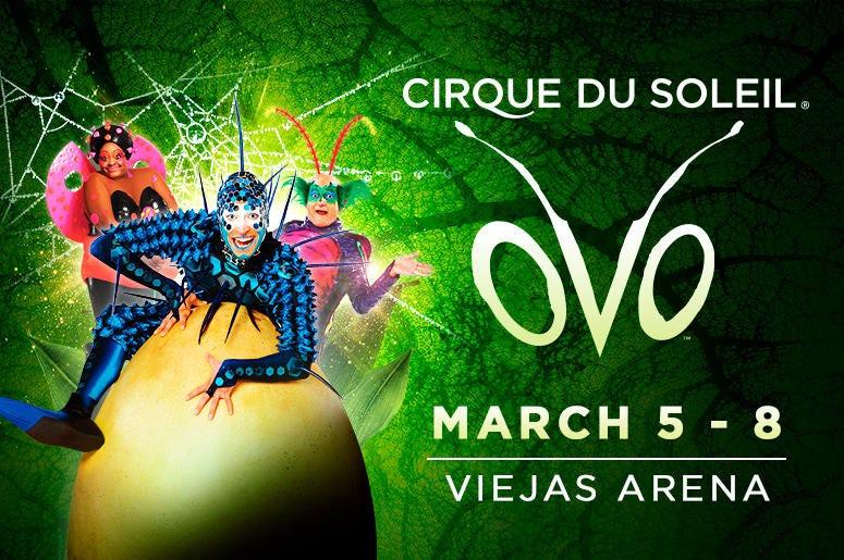 Circus du soleil 2019