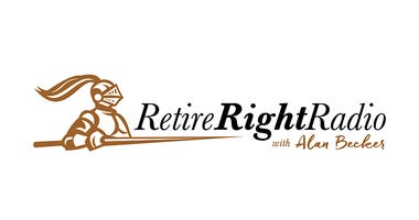 Retire Right Radio Logo