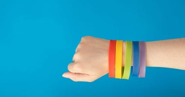 Color-Coded Bracelets Could Communicate Your COVID-19 Status as US Reopens