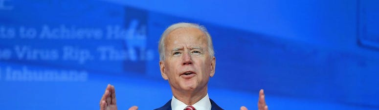 Biden outlines his COVID-19 plan: Mask mandate, widespread testing, ample PPE