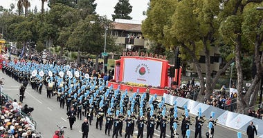 2021 Rose Parade Canceled Due to COVID-19