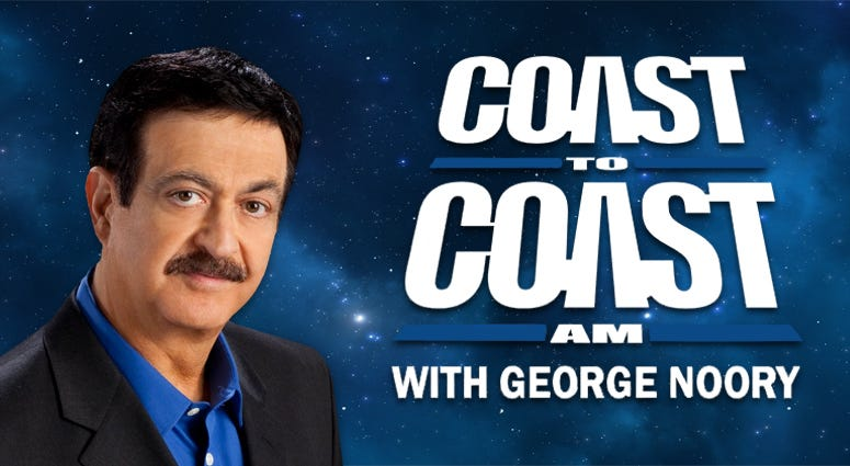 Coast to Coast AM | Talk 980 AM