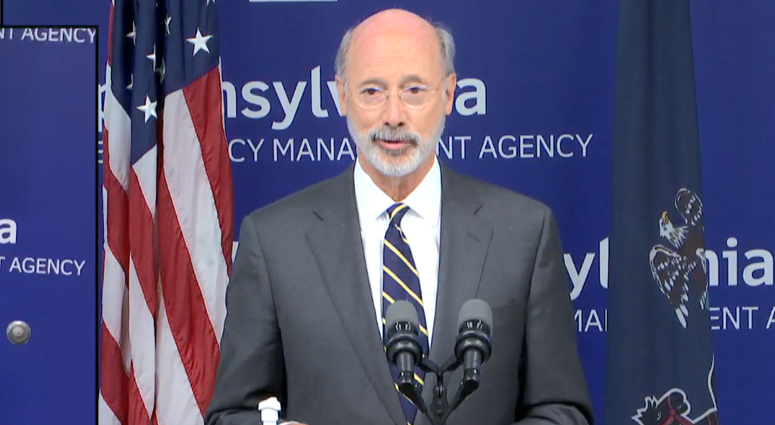 Pennsylvania Gov. Wolf Implements New COVID-19 Mitigation Efforts