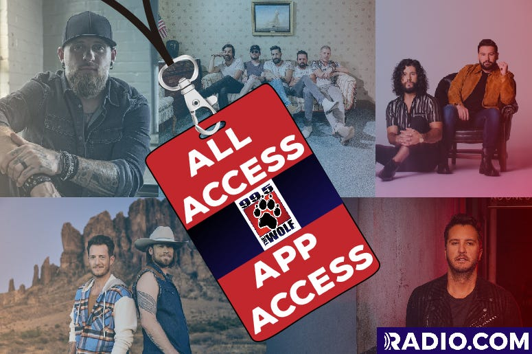 Wolf App All Access