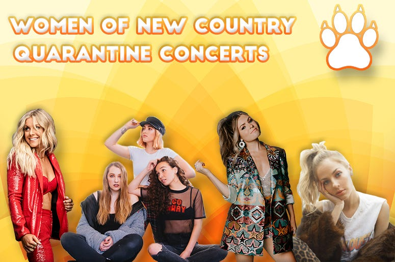 New Women of Country