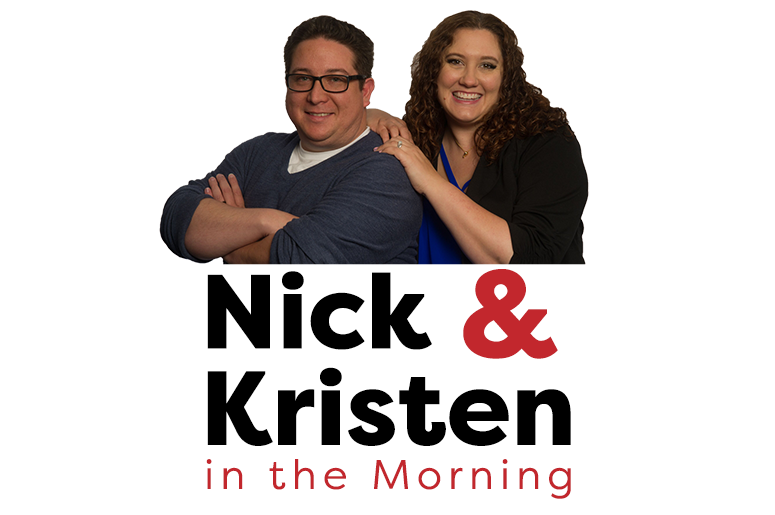 Nick & Kristen in the Morning