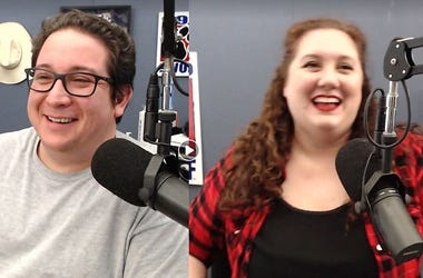 Nick and Kristen in the Morning, KWJJ-FM, 99.5 The Wolf