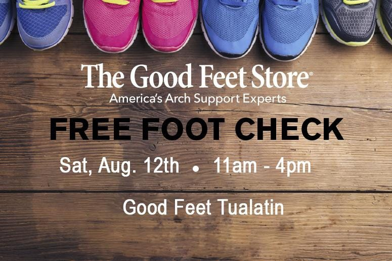The Good Feet Store | The Wolf Online