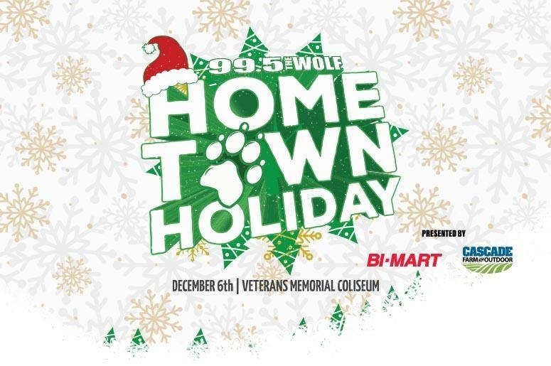 Win tickets to Hometown Holiday!