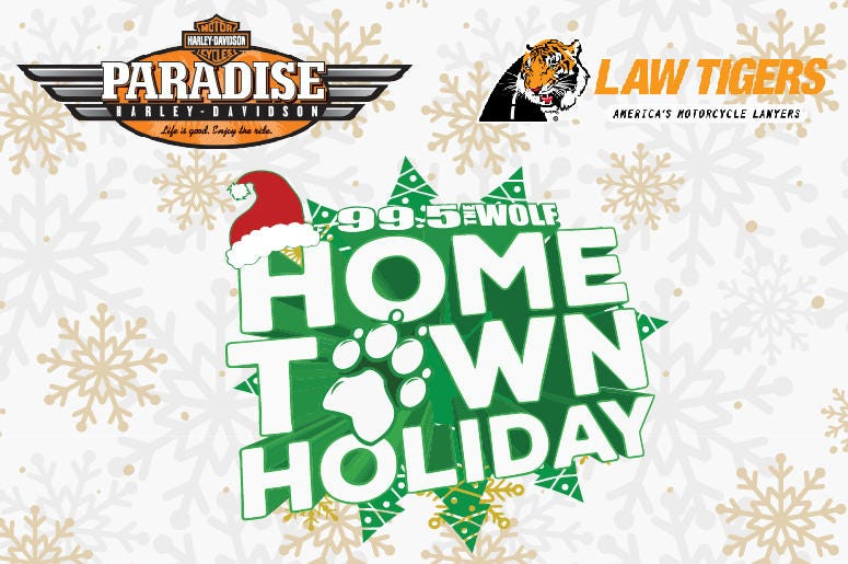 Law Tigers & Paradise Harley-Davidson