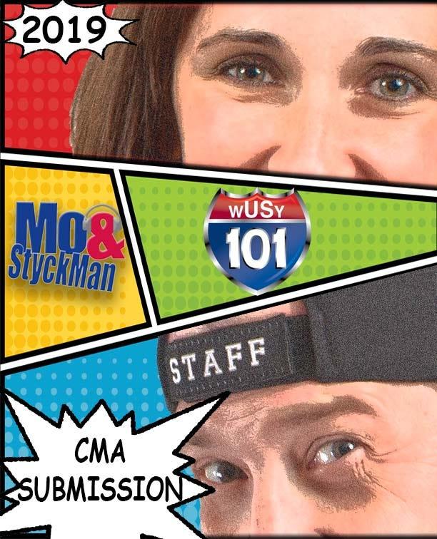 CMA M&S Cover