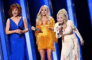 Reba, Carrie, Dolly