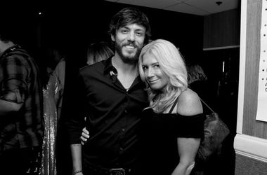 Chris Janson and  Kelly