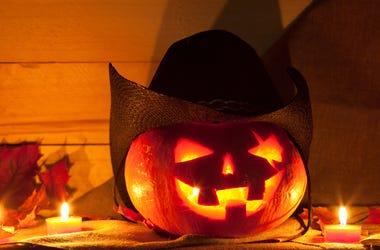 Country Jack O' Lantern