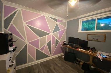 DIY Wall Design