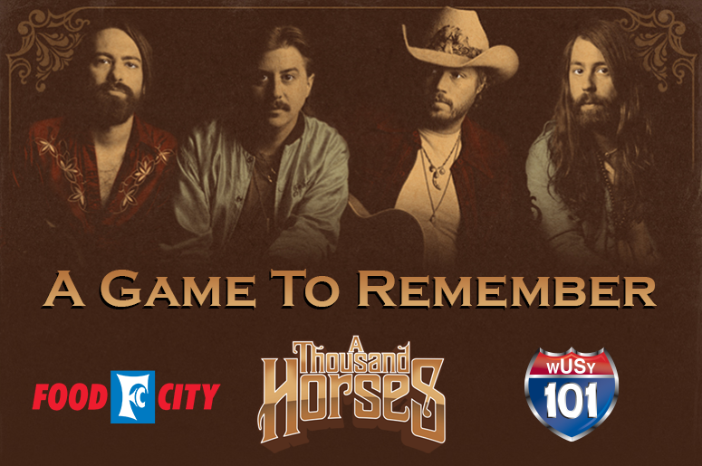 One Thousand Horses Game to Remember