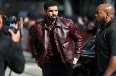 Drake at Toronto International Film Festival