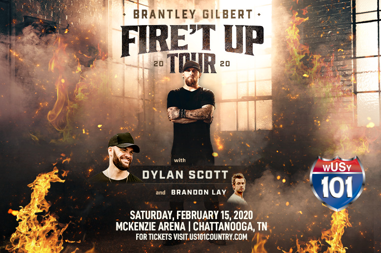 Brantley Gilbert Mckenzie Arena