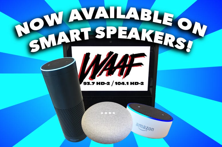 Smart Speaker HD